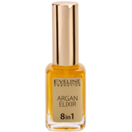 Eveline Cosmetics Nail Therapy elixir regenerant unghii si cuticule  12 ml