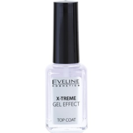 Eveline Cosmetics Nail Therapy nadlak za nohte za sijaj  12 ml