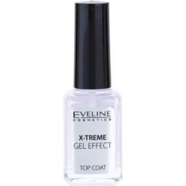 Eveline Cosmetics Nail Therapy esmalte de uñas de acabado para dar brillo  12 ml