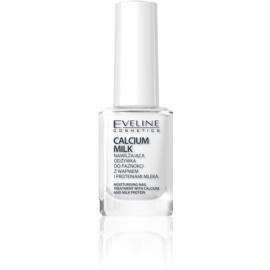 Eveline Cosmetics Nail Therapy Professional vlažilna nega za nohte s kalcijem in mlečnimi proteini  12 ml