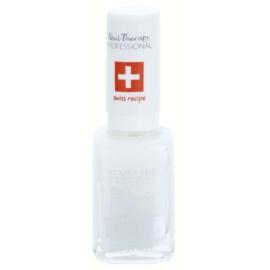 Eveline Cosmetics Nail Therapy Professional Conditioner für die Fingernägel mit Glitzerteilchen  12 ml