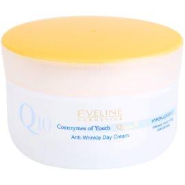 Eveline Cosmetics Q10 + R denní protivráskový krém pro normální a suchou pleť  50 ml