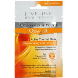 Eveline Cosmetics Q10 + R termoaktivní maska  10 ml