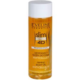 Eveline Cosmetics Slim Extreme feszesítő testolaj narancsbőrre  100 ml