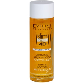 Eveline Cosmetics Slim Extreme festigendes Körperöl gegen Zellulitis  100 ml