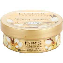 Eveline Cosmetics SPA Professional Argan & Vanilla testvaj  200 ml