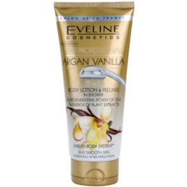 Eveline Cosmetics SPA Professional Argan & Vanilla Duschpeeling  200 ml