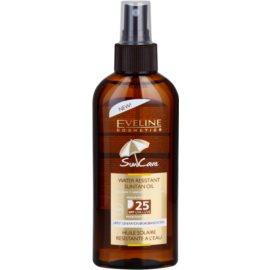 Eveline Cosmetics Sun Care olej na opalování ve spreji SPF 25  150 ml