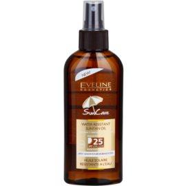 Eveline Cosmetics Sun Care olejek ochronny do opalania w sprayu SPF 25  150 ml