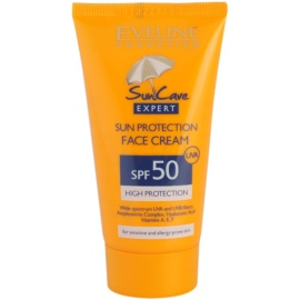Eveline Cosmetics Sun Care creme solar facial SPF 50  50 ml