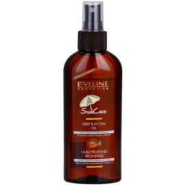 Eveline Cosmetics Sun Care olio per esaltare l'abbronzatura  150 ml