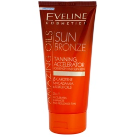 Eveline Cosmetics Sun Care Cream To Accelerate Tan  150 ml