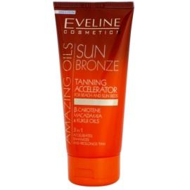 Eveline Cosmetics Sun Care krém  a gyors barnulásért  150 ml