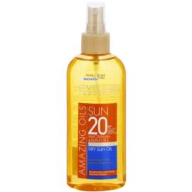 Eveline Cosmetics Sun Care óleo bronzeador em cápsulas  SPF 20   150 ml