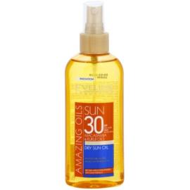 Eveline Cosmetics Sun Care olej na opalování ve spreji SPF 30  150 ml