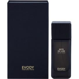 Evody Note De Luxe Eau de Parfum unisex 100 ml