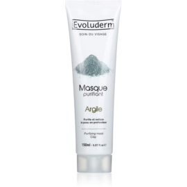 Evoluderm Purifying maska oczyszczjąca z glinki do wszystkich rodzajów skóry  150 ml