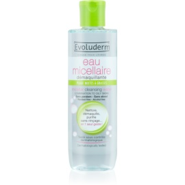 Evoluderm Micellar Water Cleansing Micellar Water for Oily and Combiantion Skin  250 ml