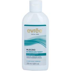 Evrée Cleaning Abschmink-Milch mit glättender Wirkung  200 ml