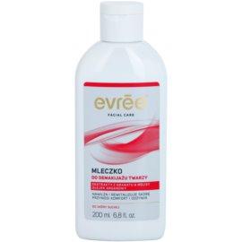 Evrée Cleaning odličovací mléko pro suchou pleť  200 ml