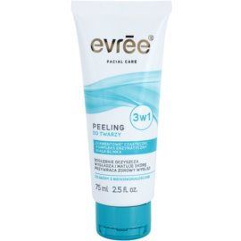 Evrée Cleaning Peeling für Haut mit kleinen Makeln  75 ml