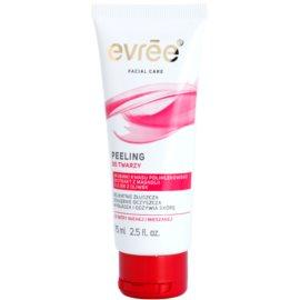 Evrée Cleaning Gesichtspeeling für trockene und Mischhaut  75 ml