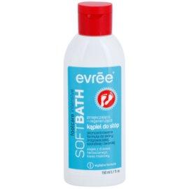 Evrée Foot Care intensives einweichendes Fußbad mit regenerierender Wirkung  150 ml