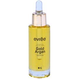 Evrée Gold Argan olje za obraz s pomlajevalnim učinkom  30 ml