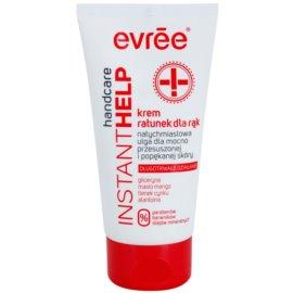 Evrée Instant Help creme de mãos suave com efeito hidratante  75 ml