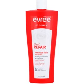 Evrée Max Repair testbalzsam regeneráló hatással  400 ml