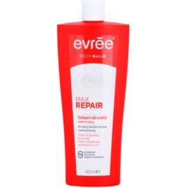 Evrée Max Repair bálsamo corporal com efeito regenerador  400 ml