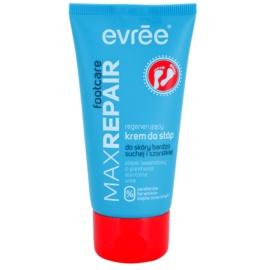 Evrée Max Repair regenerierende Creme für Füssen  75 ml