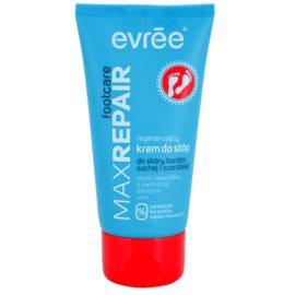 Evrée Max Repair regenerační krém na nohy  75 ml