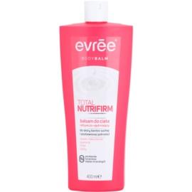 Evrée Total Nutrifirm tápláló testbalzsam feszesítő hatással  400 ml