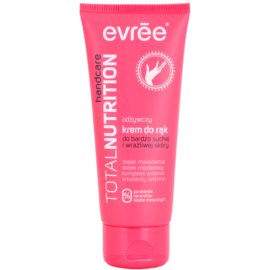 Evrée Total Nutrifirm tápláló kézkrém száraz és érzékeny bőrre  100 ml