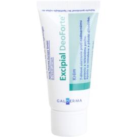Excipial DeoForte Antitranspirant-Creme gegen übermäßiges Schwitzen  50 ml