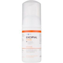 Excipial Kids успокояваща пяна за раздразнена кожа  100 мл.