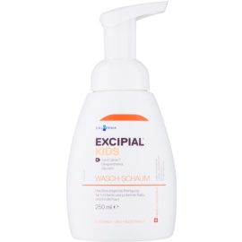 Excipial Kids Washing Foam For Sensitive And Irritated Skin  250 ml
