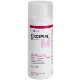 Excipial M U Lipolotion zklidňující balzám pro suchou a svědící pokožku (4% Urea) 200 ml
