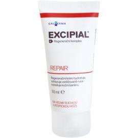 Excipial R Repair creme regenerador   para mãos  50 ml