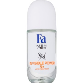 Fa Men Xtreme Invisible Power antiperspirant roll-on (72h) 50 ml