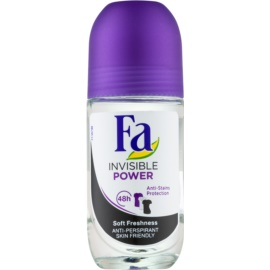 Fa Invisible Power Roll-On Antiperspirant  50 ml