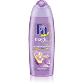Fa Magic Oil Purple Orchid erfrischendes Duschgel  250 ml