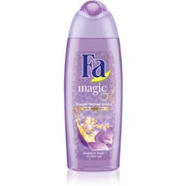 Fa Magic Oil Purple Orchid osvežujoč gel za prhanje  250 ml