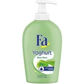 Fa Yoghurt Aloe Vera krémové mýdlo s pumpičkou  250 ml