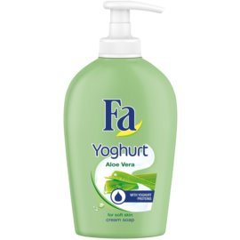 Fa Yoghurt Aloe Vera sabonete cremoso  com doseador  250 ml