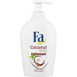 Fa Coconut Milk cremige Seife mit Pumpe  250 ml