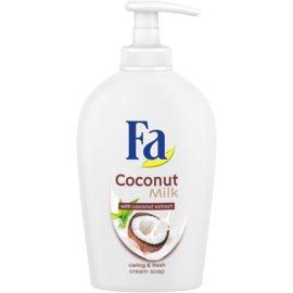 Fa Coconut Milk Creamy Soap With Pump  250 ml