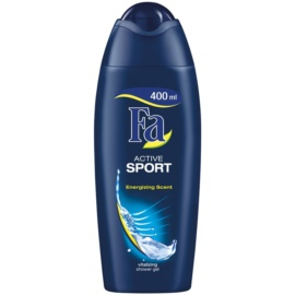 Fa Active Sport Energizing Shower Gel  250 ml