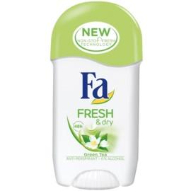 Fa Fresh & Dry Green Tea trdi antiperspirant (48h) 50 ml